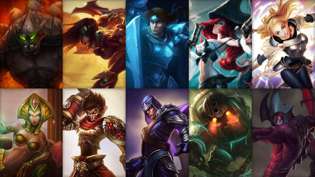 how to change your banner on league of legends