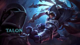 Pre-sezon: prezentarea campionului Talon | Gameplay – League of Legends