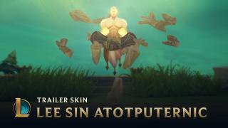 Forța celui atotputernic | Trailer skin Lee Sin atotputernic 2017 – League of Legends