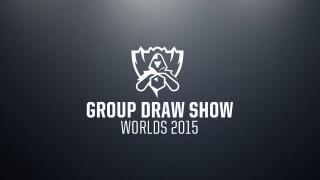 2015 World Championship Group Draw Show