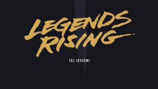 Zwiastun Legends Rising
