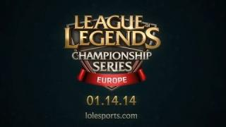 The 2014 season: EU LCS is back