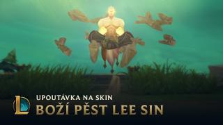 Síla Boží pěsti | Upoutávka na skin Boží pěst Lee Sin 2017 – League of Legends