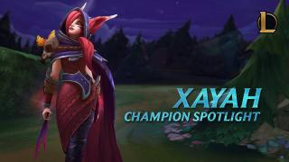 Xayah Champion Spotlight | Gameplay - League of Legends