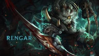 Pre-sezon: prezentarea campionului Rengar | Gameplay – League of Legends