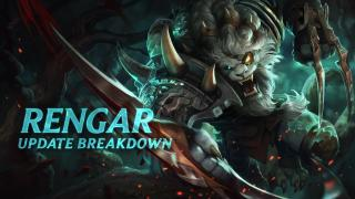 Rengar Preseason Spotlight | Gameplay - League of Legends
