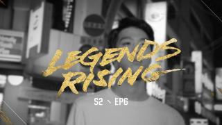 Legends Rising Season 2: Episode 6 - Fighting