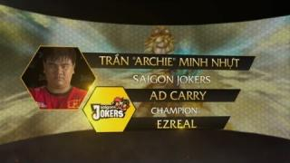 League of Legends - Pro Player Pick: Archie Picks Ezreal
