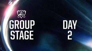 What you missed: group stage day 2