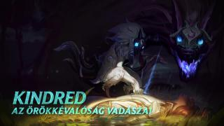 Kindred hősbemutatója