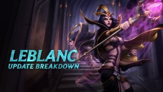 LeBlanc Preseason Spotlight | Gameplay - League of Legends