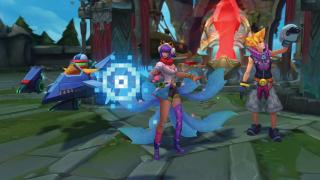 Game On | Arcade Skins Trailer - League of Legends