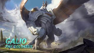 Galio Champion Spotlight | Gameplay - League of Legends