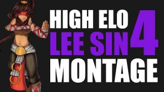 High Elo Lee Sin Montage 4 by TheDarkTongo